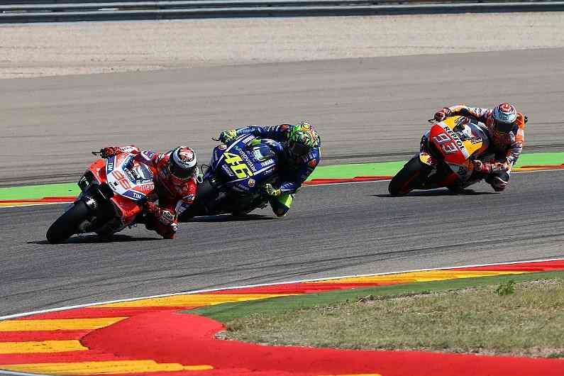 MotoGp Austin, Rossi: