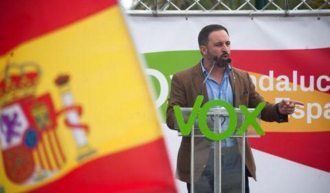 Elezioni Spagna, Vox punta alla lotta contro l'indipendentismo