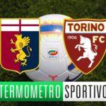 Genoa-Torino: diretta streaming o tv. Dove vedere la partita
