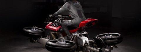 Lazareth LMV 496: moto volante elettrica, come funziona e caratteristiche