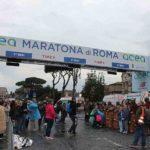 Maratona di Roma 2019 percorso, mappa e strade chiuse. Gli iscritti