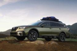 Subaru Outback 2020: prezzo, uscita e interni. Le versioni in produzione