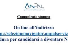 Concorso Navigator 2019: bando Anpal in pdf. Ecco scadenza e stipendio