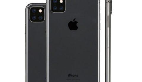 iPhone 2019: design confermato e immagini, ecco come cambiano i modelli