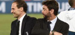 Allegri Juventus    ultime notizie    Conte aspetta la Juve    addio vicino?
