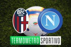 Bologna Napoli: quote, pronostico e probabili formazioni