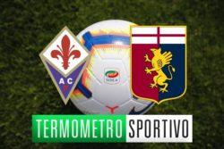 Dove vedere Fiorentina Genoa in diretta streaming o in tv