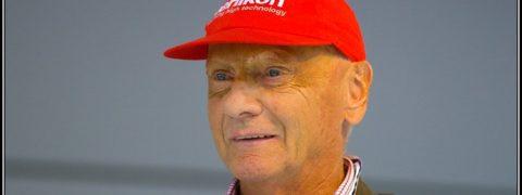 Formula 1 addio a Niki Lauda, campione del mondo con Ferrari e McLaren
