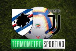 Sampdoria Juventus: quote, pronostico e probabili formazioni