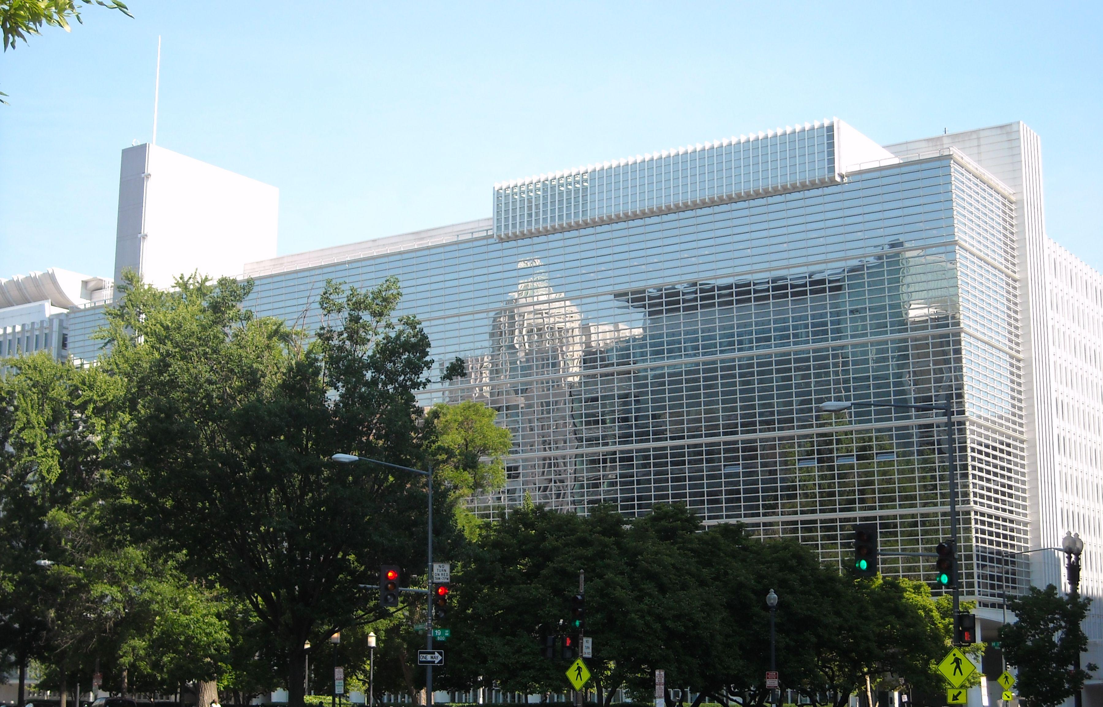 palazzo della banca mondiale