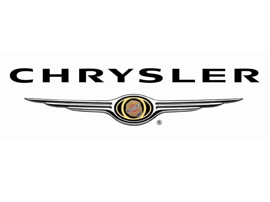 Il logo della Chrysler
