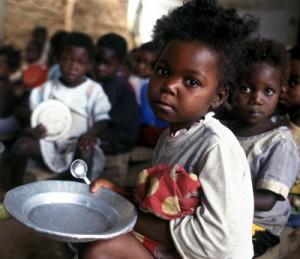 poverta' nel mondo