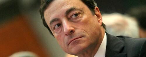 Draghi avvisa l'Europa sul rischio deflazione