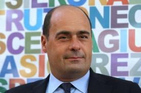 zingaretti, candidato del pd per la regione lazio