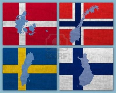 sondaggi paesi scandinavi