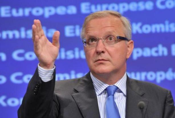 Olli Rehn unione bancaria