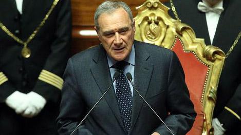 Senato, Grasso Su compravendita senatori tutelo dignità istituzioni