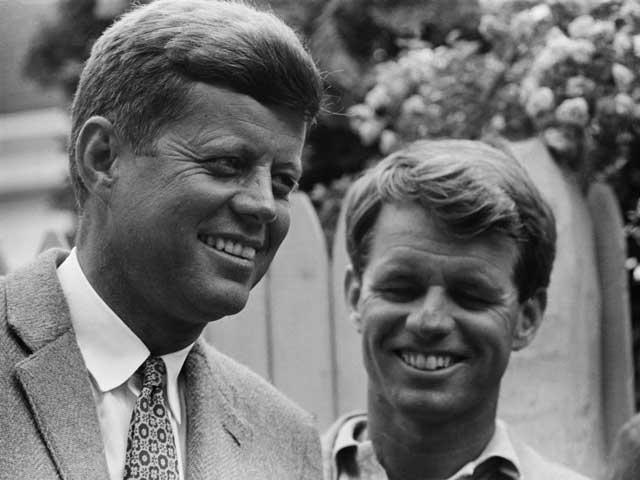 assassinio kennedy, John e Bob Kennedy