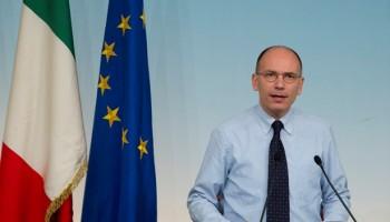 """Fiducia Legge di Stabilità, Letta """"governo più forte"""""""