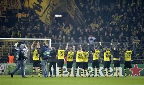 Borussia Dortmund troppo forte