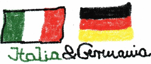 Gli italiani su twitter e la Germania antipatica
