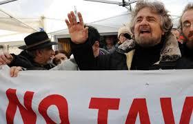 No Tav, Grillo dal blog sulla richiesta di reclusione della Procura di Torino