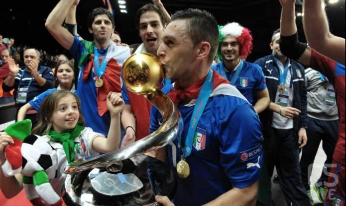 Calcio a 5: l'Italia è campione d'Europa