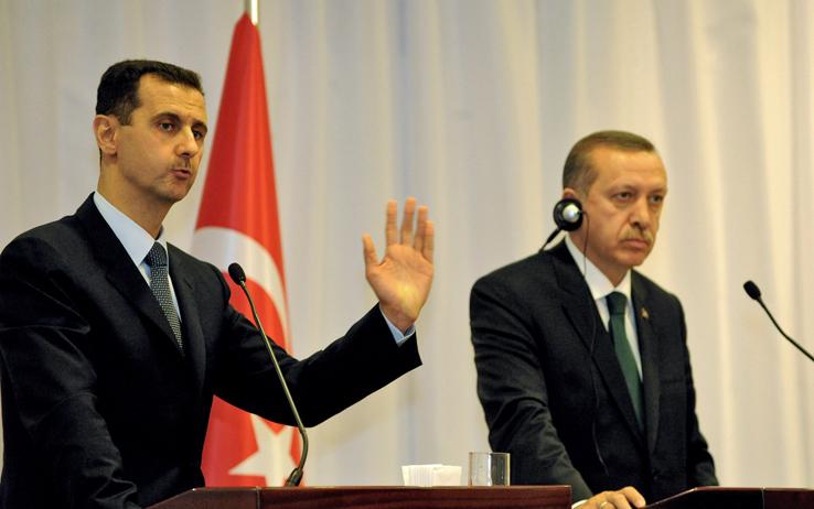 erdogan assad