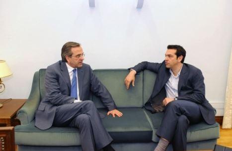 samaras tsipras risultati elezioni grecia