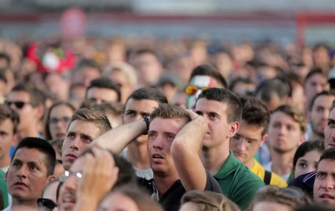 Italia-Uruguay, delusione in diretta per 16 milioni di ...