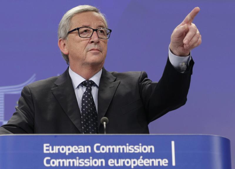 juncker, unione europea, sondaggi politici fiscal compact