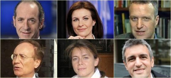 foto candidati alla presidenza regione veneto