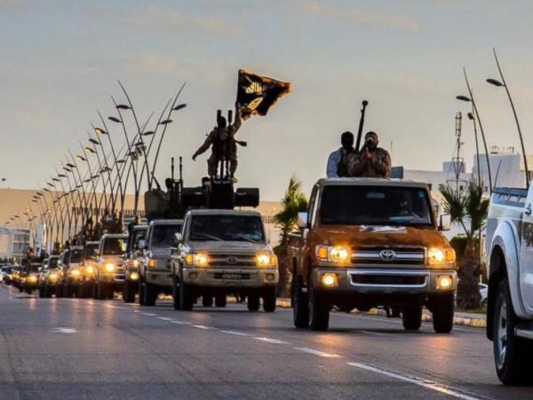 terrorismo isis siria