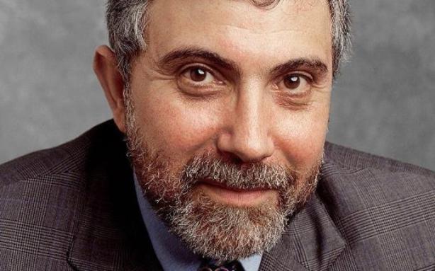 krugman in primo piano
