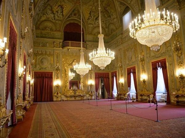 interni palazzo quirinale casa degli italiani