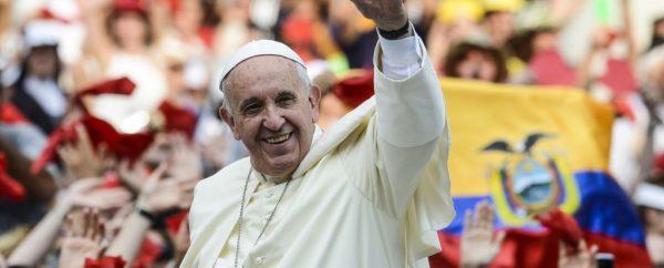 Papa Francesco America Latina