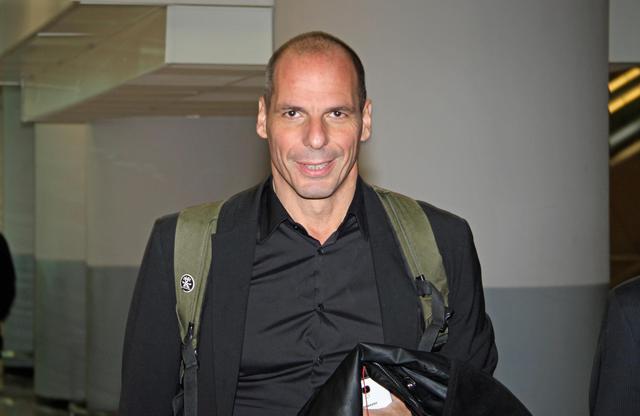Varoufakis, ex ministro delle Finanze del Governo Tsipras Grecia