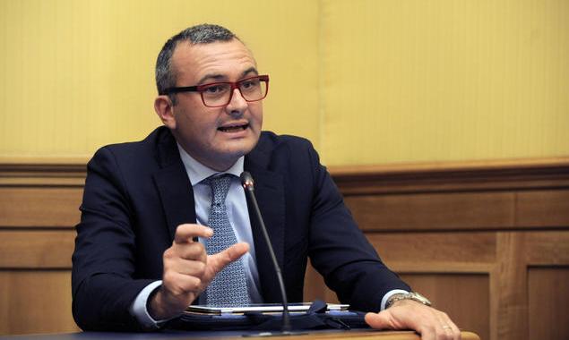 Enrico zanetti Scelta civica, immagine del segretario