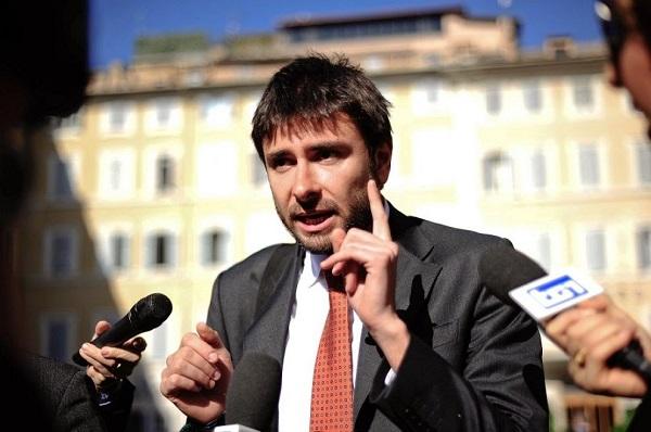 Alessandro Di Battista, membro del Direttorio del M5S
