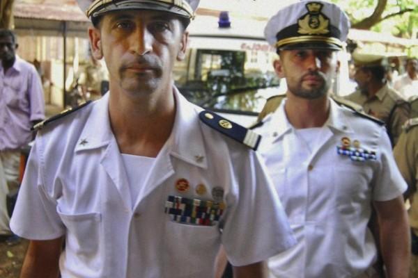 marò, Massimiliano Latorre e Salvatore Girone