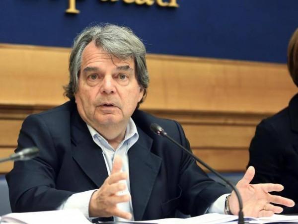 Il capogruppo di Fi alla Camera Renato Brunetta