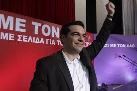 Sondaggio Grecia: Tsipras saluta il popolo