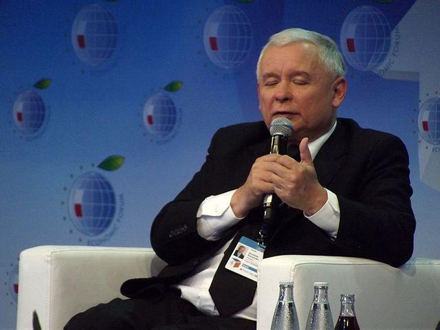 Elezioni Polonia 2015: Jarosław Kaczyński, presidente di PiS, partito in testa nei sondaggi
