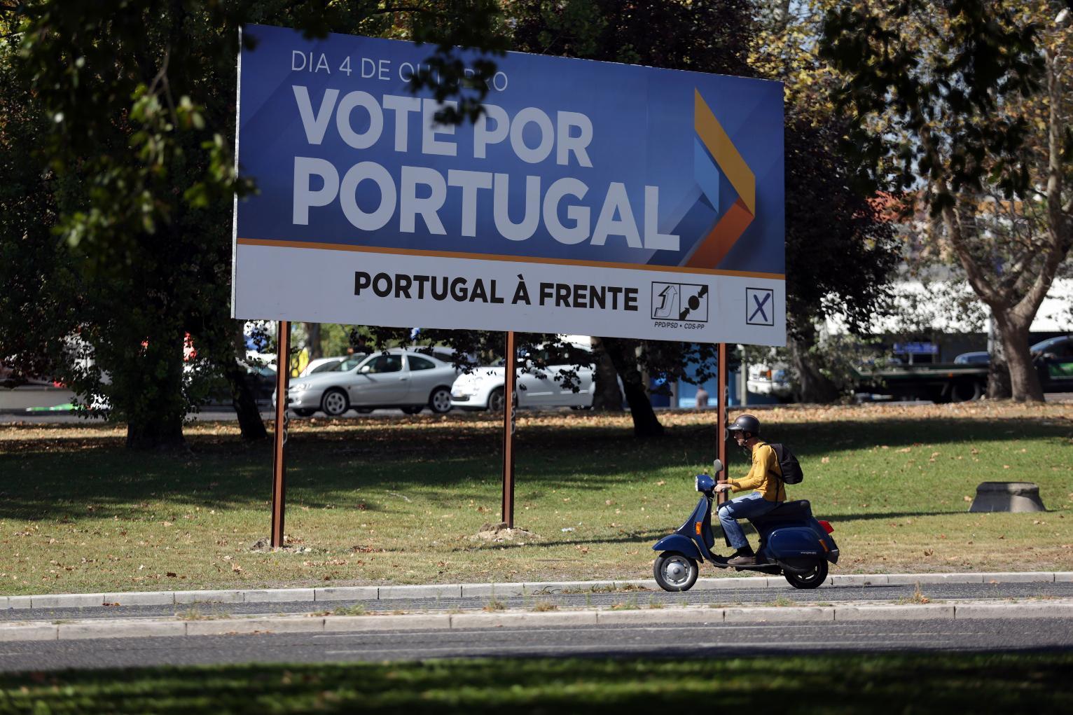 risultati elezioni portogallo governo portogallo