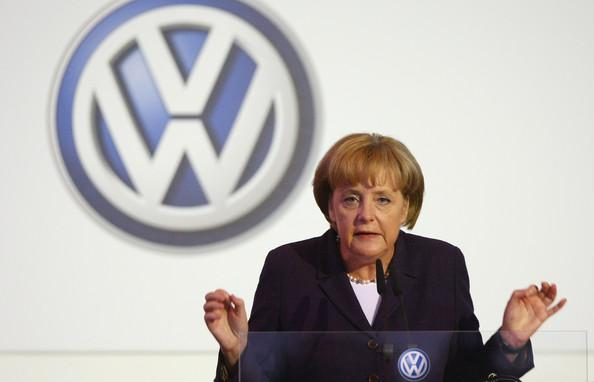 economia tedesca volkswagen merkel