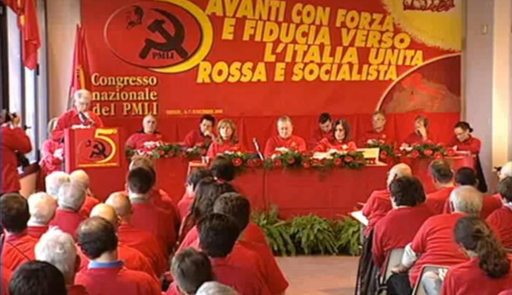 2009, 5° Congresso nazionale del PMLI - Partito Marxista Leninista Italiano