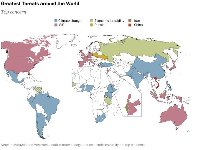 terrorismo paesi musulmani