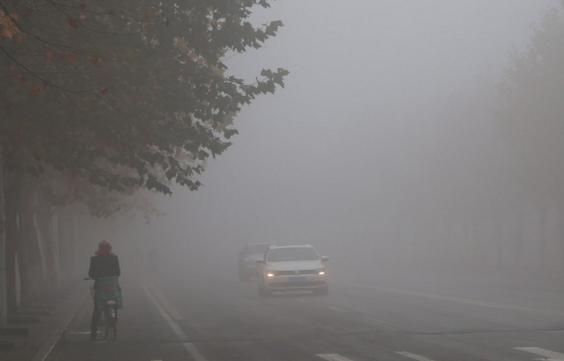 inquinamento cina summit clima parigi