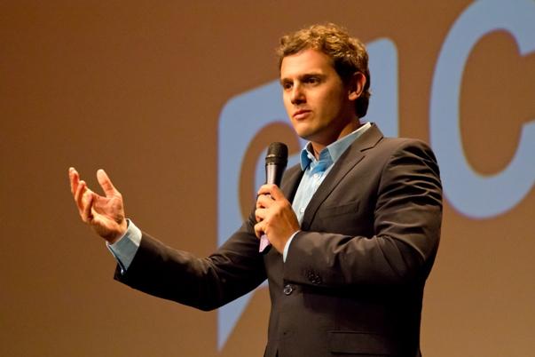 Sondaggi Spagna Albert Rivera leader di Ciudadanos