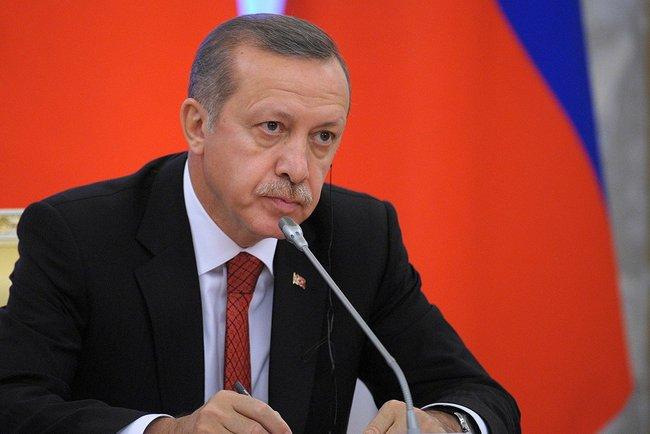 Recep Tayyip Erdogan presidente Turchia